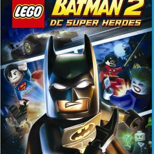 Wii U: Lego Batman 2: DC Superheroes (Eng/Danish)