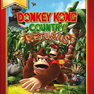 Wii: Donkey Kong Country Returns (Selects)