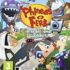 Vita: Phineas & Ferb: Giorno Dott (Italian Box - Multi lang in Game)