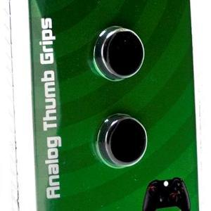 Xbox One: XBOX ONE Ohjain Thumb Grips 2-Pack (ORB)