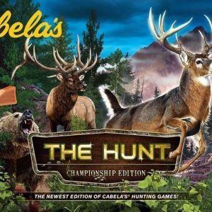 Switch: Cabelas The Hunt Championship Edition Bundle