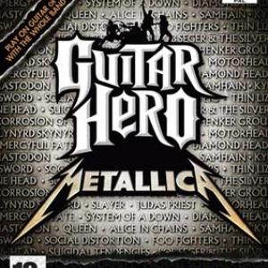 PS2: Guitar Hero Metallica (käytetty)