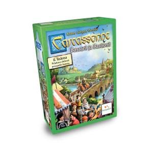 Carcassonne Basaarit ja Bastionit (8. lisäosa)