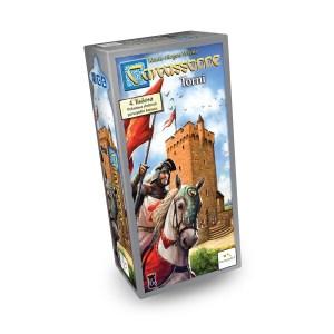 Carcassonne Torni (4. lisäosa)