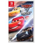 Switch: Cars 3 Driven to Win