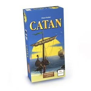 Catan - Merenkävijät, 5-6 lisäosa