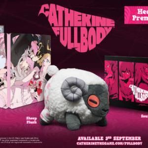 PS4: Catherine: Full Body Hearts Desire Premium Edition