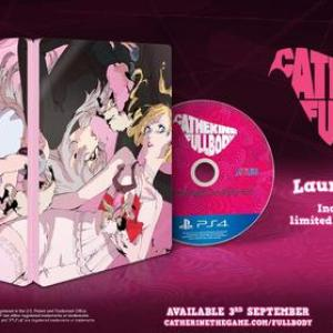PS4: Catherine: Full Body Launch Edition