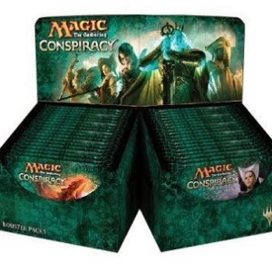Conspiracy Booster Display Box