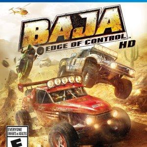 PS4: Baja: Edge of Control HD