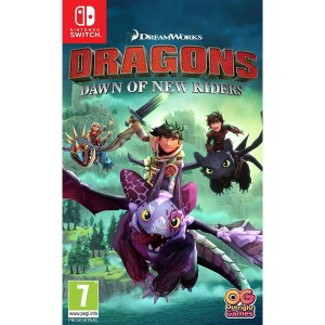 Switch: Dragons Dawn of New Riders