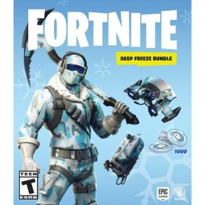 Fortnite: Deep Freeze Bundle () (latauskoodi)