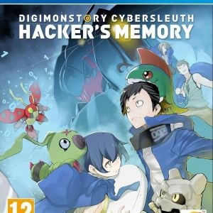 PS4: Digimon Story Cyber Sleuth - Hacker´s Memory