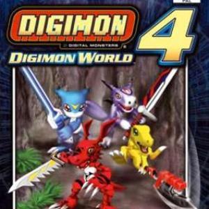 PS2: Digimon 4 Digimon World (käytetty)