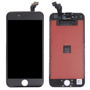3 in 1 for iPhone 6 Digitizer Assembly (Black)