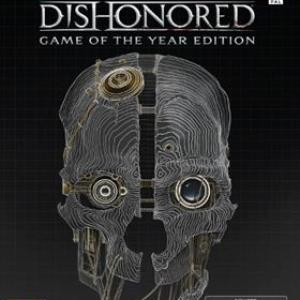 Xbox 360: Dishonored: Game of the Year Edition (käytetty)