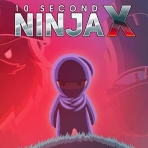 10 Second Ninja X (latauskoodi)