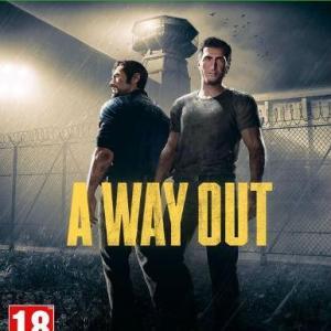 Xbox One: A Way Out () (latauskoodi)