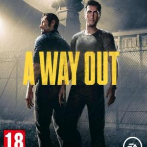 PC: A Way Out - Pre-order (latauskoodi)