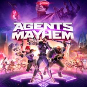 PC: Agent of Mayhem (latauskoodi)