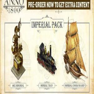 PC: Anno 1800 - The Imperial Pack (DLC) (latauskoodi)