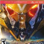 Xbox One: Xbox One: Anthem – Legion of Dawn Edition () (latauskoodi)