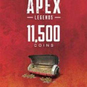 PC: Apex Legends™ - 11500 Apex Coins (latauskoodi)