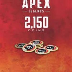PC: Apex Legends™ - 2150 Apex Coins (latauskoodi)