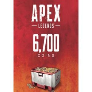 Apex Legends™ - 6700 Apex Coins (latauskoodi)