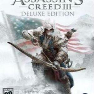 PC: Assassins Creed 3 (Deluxe Edition) (latauskoodi)