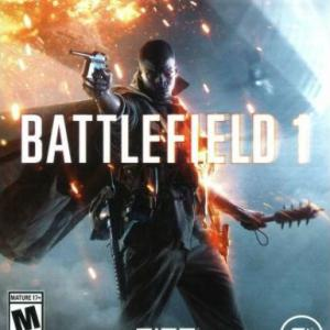 Xbox One: Xbox One: Battlefield 1 (latauskoodi)