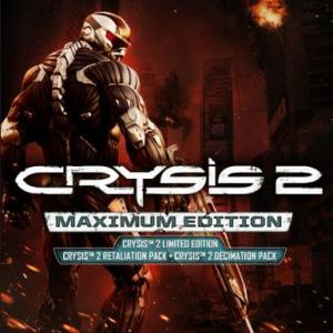 PC: Crysis 2 (Maximum Edition) (latauskoodi)