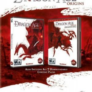 PC: Dragon Age Origins (Ultimate Edition sis. Awakening) (latauskoodi)