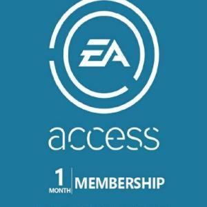 Xbox 360: EA Access Pass Code 1 month (latauskoodi)