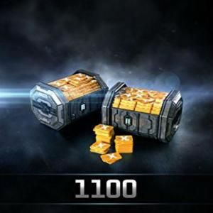 PC: EVE Online: 1100 PLEX (latauskoodi)