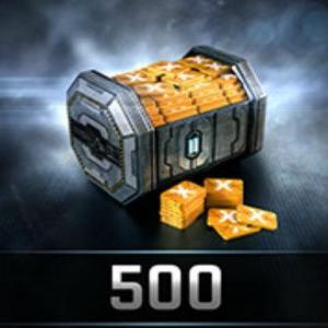PC: EVE Online: 500 PLEX (latauskoodi)