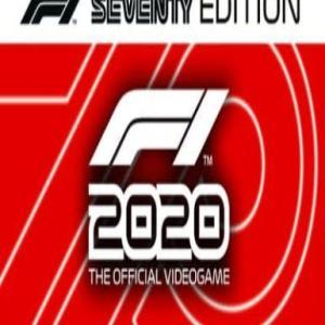 F1 2020 (Seventy Edition) (latauskoodi)