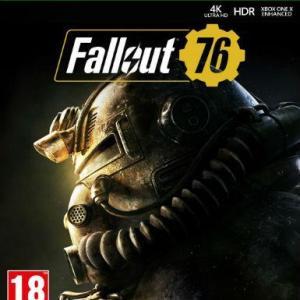 Xbox One: Xbox One: Fallout 76 () (latauskoodi)