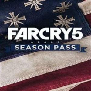 PC: Far Cry 5 - Season Pass (DLC) (latauskoodi)