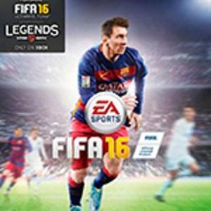 Xbox One: FIFA 16 (latauskoodi)