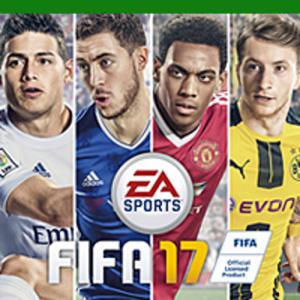 Xbox One: FIFA 17 (latauskoodi)