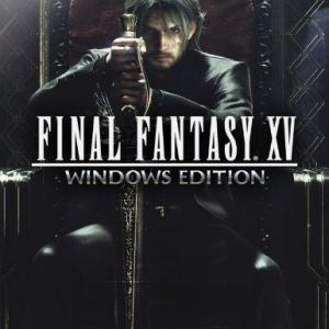 Final Fantasy XV (Windows Edition) - Pre-order (latauskoodi)