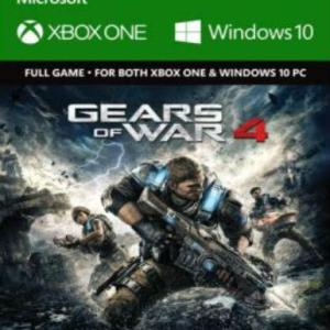 Xbox One: Xbox One: Gears of War 4 (Multiformat &: Windows 10) (latauskoodi)