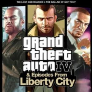 Grand Theft Auto IV: Complete Edition (Rockstar Games Launcher) (latauskoodi)
