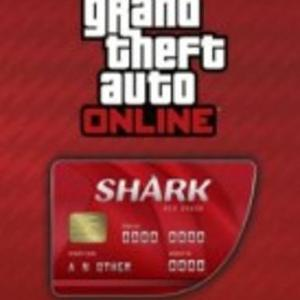 Grand Theft Auto Online - Red Shark Cash Card (DLC) (latauskoodi)