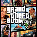 GTA 5 (Grand Theft Auto V) (latauskoodi)