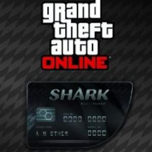 GTA 5 (Grand Theft Auto V): Bull Shark Cash Card (latauskoodi)