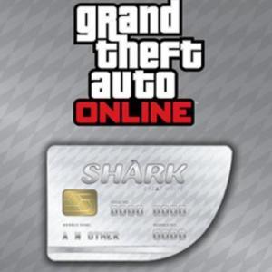PC: GTA 5 (Grand Theft Auto V): Great White Shark Cash Card (latauskoodi)