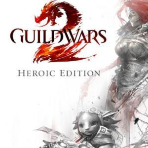 PC: Guild Wars 2 (Heroic Edition) (latauskoodi)