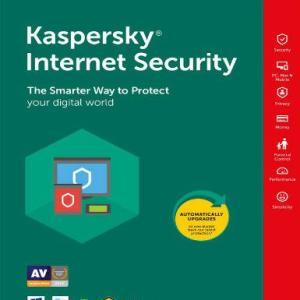 PC: Kaspersky Internet Security Multi Device 2018 1 Year 3 Dev (latauskoodi)
